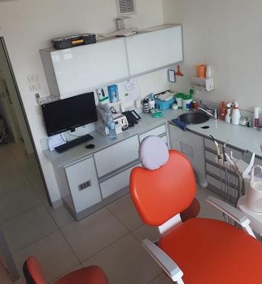 משה יסקין - טכנאי שיניים
